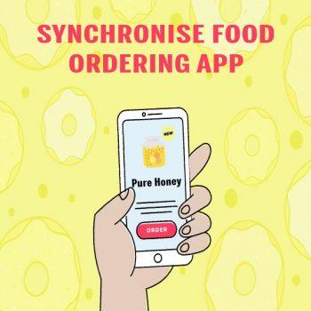 Synchro Food Ordering App