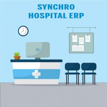 Synchro Hospital ERP